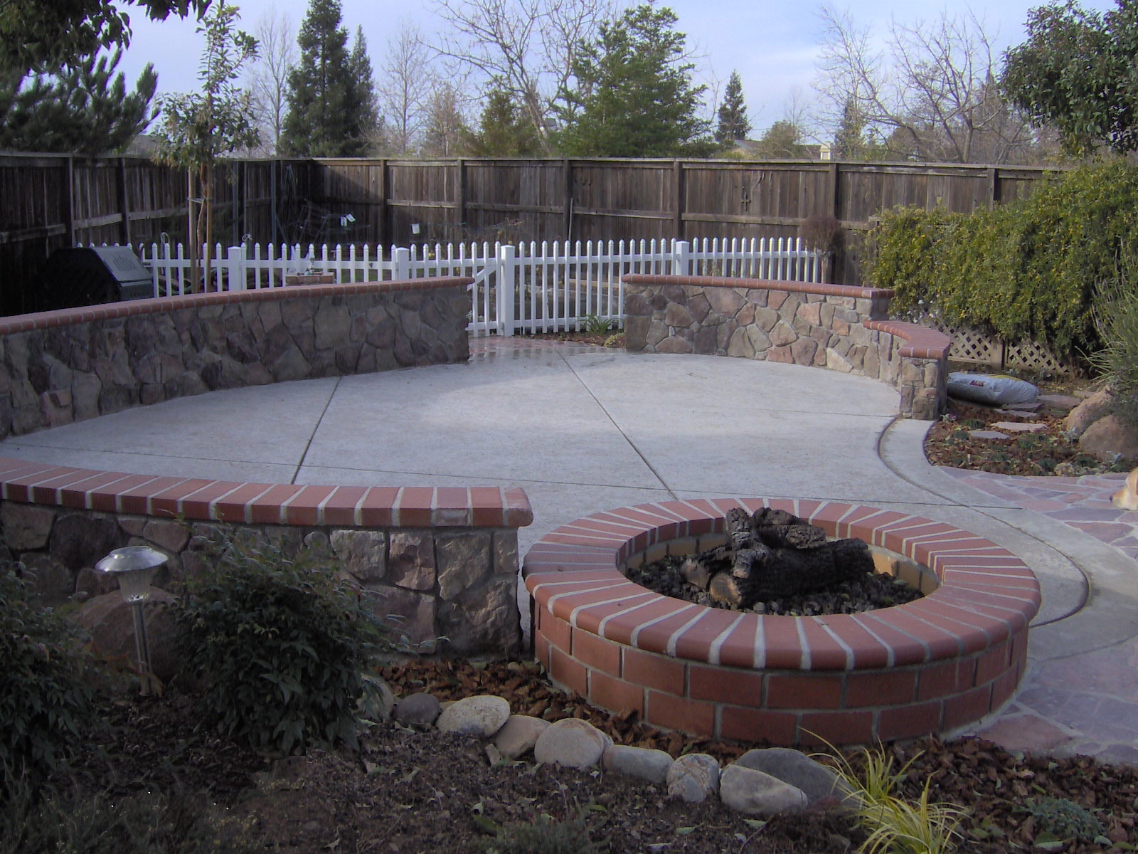 Landscaping Rocklin Swimming PoolSpa Design Yard Service