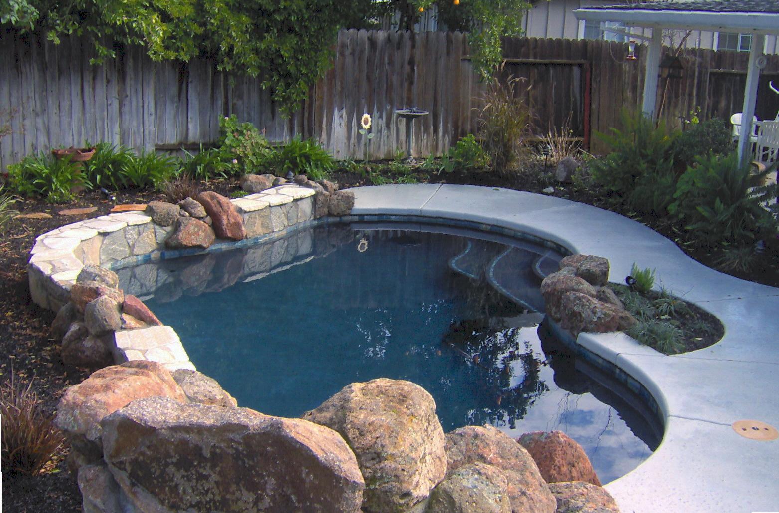 swimming pool spa design
